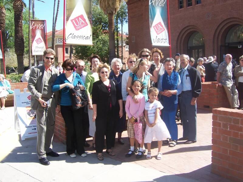 Czech-Slovak American Club in Tuscon Arizona