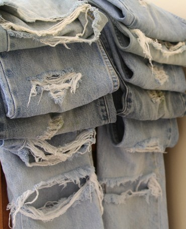 jeans with a hole google image