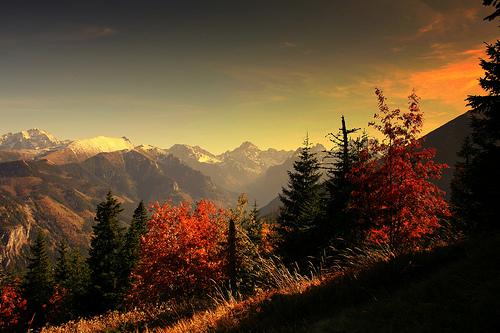 Slovakian Tatras / flickr image