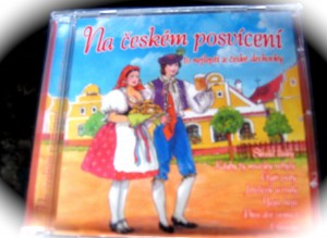 Traditional Czech music CD