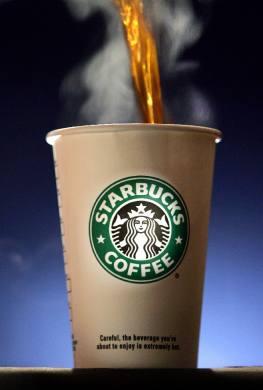 Starbucks google image