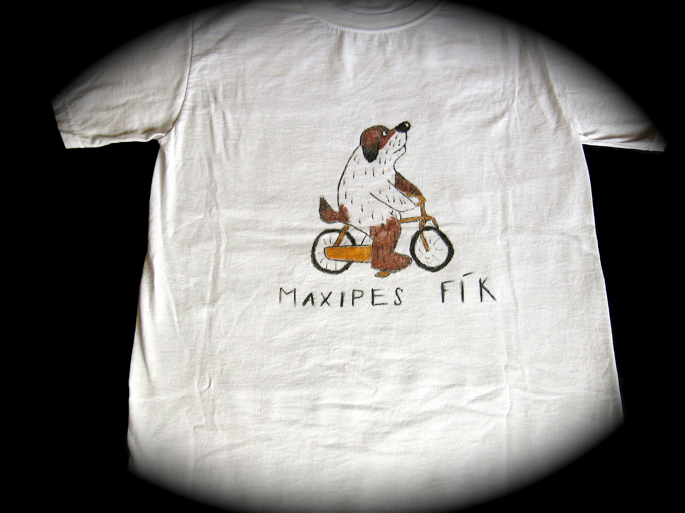 Maxipes Fik T-shirt image