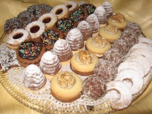 Recipe List Of Czech And Slovak Christmas Cookies Souhrn Receptu Na