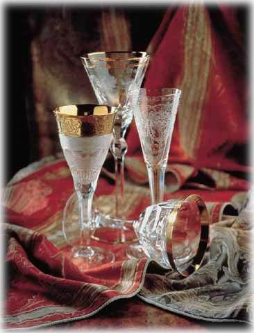 تزیین لیوان شربت عروسی