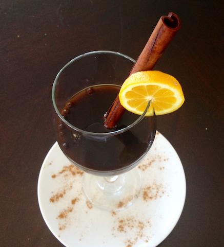Prune juice cider / www.czechmatediary.com image